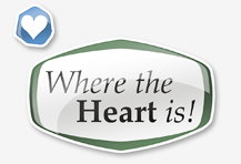 Where the Heart is!